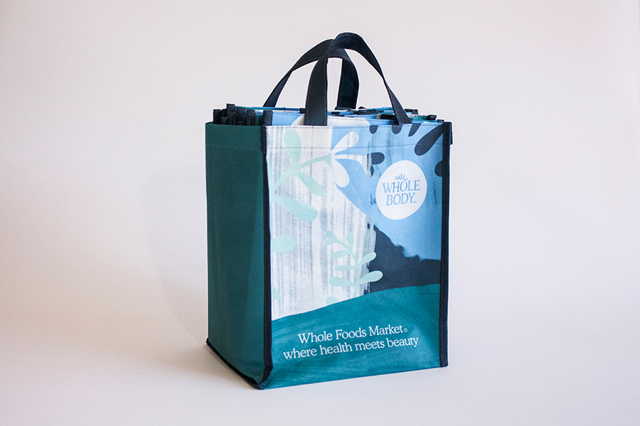 Whole Body Reusable Bags 10